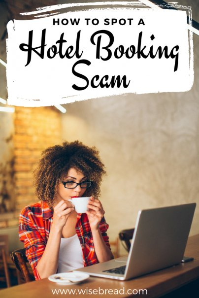 How to Spot a Hotel Booking Scam