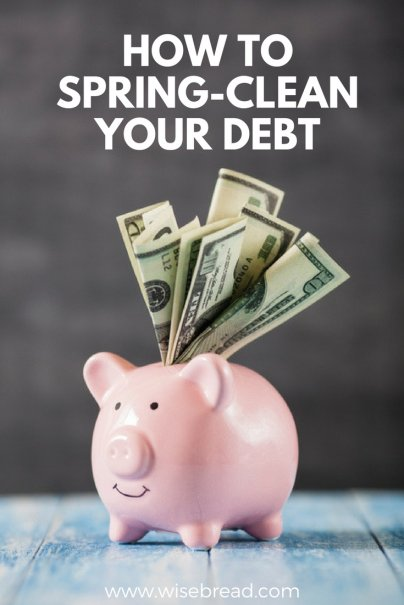 How to Spring-Clean Your Debt