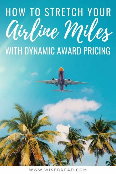 With Delta SkyMiles and many other major US airline companies moving away from fixed awards, it can be difficult to plan ahead or create a strategy to earn the miles you need. We've got the tips to help you beat dynamic award pricing #airline #rewardsprogram #travelhacks