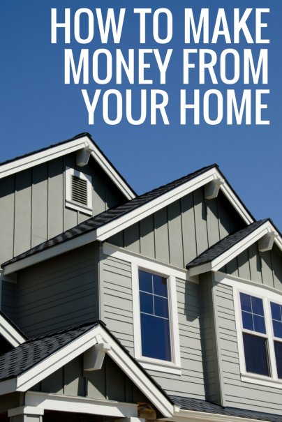 How to Turn Your Home Into a Moneymaking Star