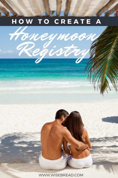 Have you considered doing a honeymoon registry at your wedding? The gift of travel rather than home items, can help you save so much money. You'll be able to plan that perfect vacation, in beautiful and awesome destinations without the significant cost weighing you down. | #frugalliving #honeymoonregistry #weddingpresents