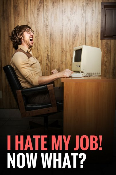 I Hate My Job! Now What?
