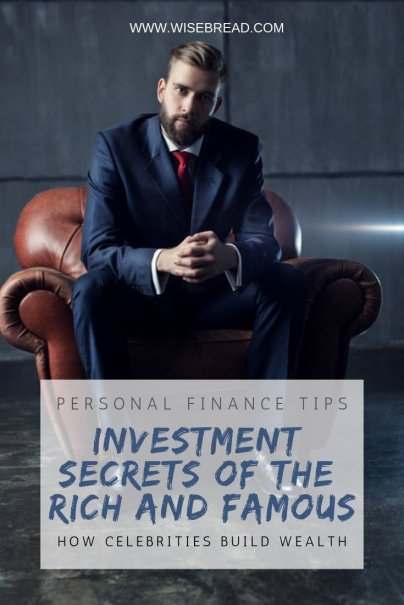 Investment Secrets of the Rich and Famous