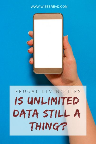 Is Unlimited Data Still a Thing?