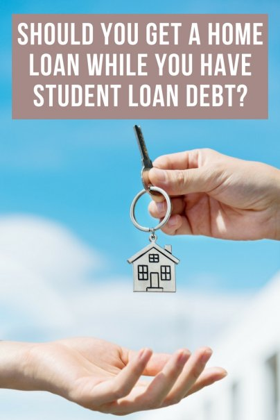 It's Now Easier to Get a Home Loan Even If You Have Student Loan Debt — Should You?