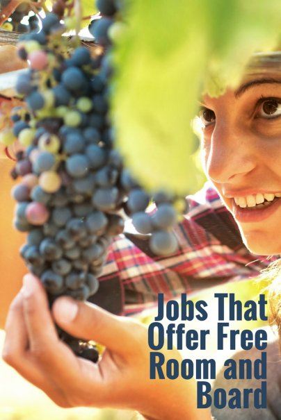 Jobs That Offer Free Room and Board