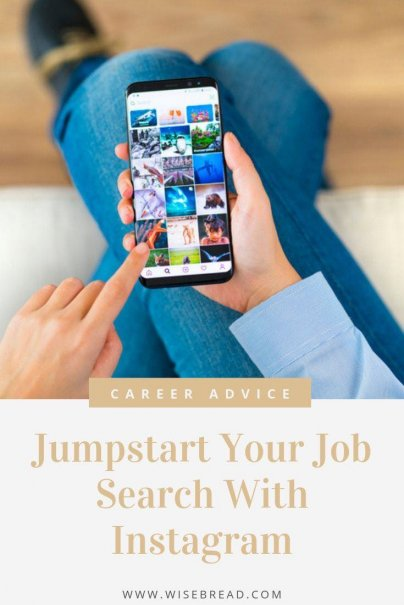 When used correctly, and judiciously, Instagram can be an excellent tool that can be used in your job hunting. Here are our top tips on how you can use this social media platform to jumpstart your career. | #careertips #careeradvice #instagram
