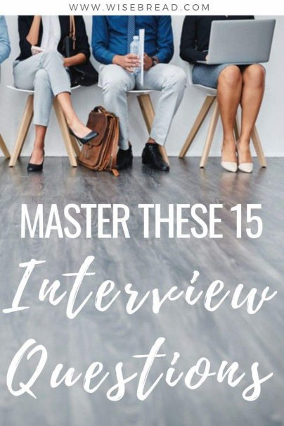 Do you have an interview coming up? There are some common interview questions, like tell me about yourself, and what are your strengths and weaknesses. We've got the tips and ideas to master your answers, as well as questions to ask the employer. | #interview #interviewtips #careeradvice