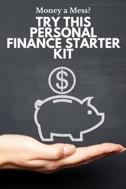 Money a Mess? Try This Personal Finance Starter Kit
