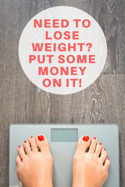 Need To Lose Some Weight? Put Some Money On It!