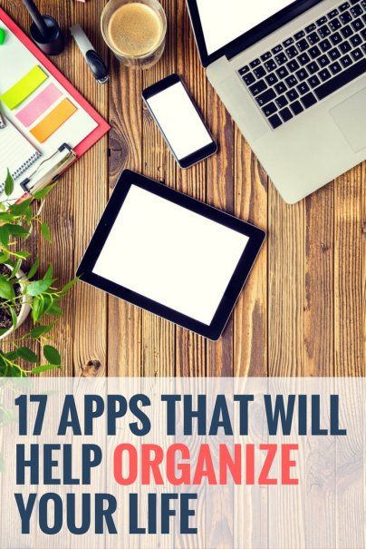 Organize 8 Key Areas of Your Life With These 17 Smart Apps