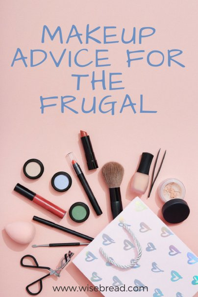 pretty cheap makeup advice for the frugal