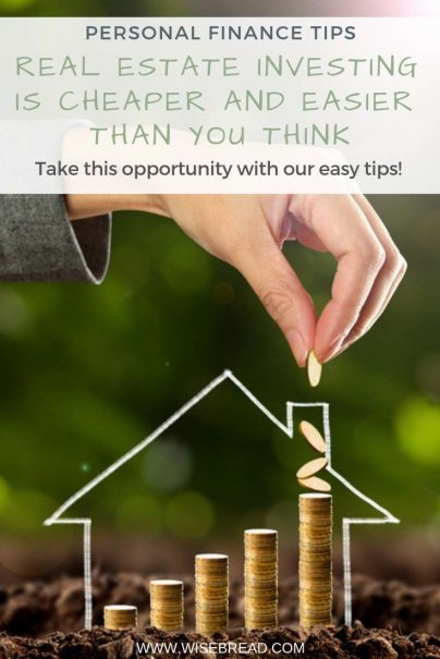 Real estate investing is not just for the rich, the old and the risky. It's a great money making opportunity that can add thousands to your net worth. We've got the basic process and guide to start your investment! | #realestate #personalfinance #investing #moneymatters