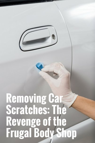 Removing Car Scratches: The Revenge of the Frugal Body Shop