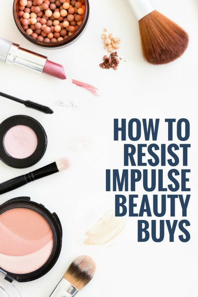 Resisting the impulse beauty buy