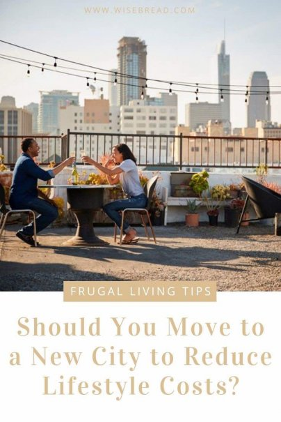 If you're considering whether or not you should move to pursue a better career or lifestyle, here's why you may want to move to a new city even if rent or housing costs more. | #moving #savingmoney #realestate