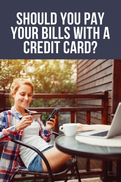 Should You Pay Your Bills With a Credit Card?