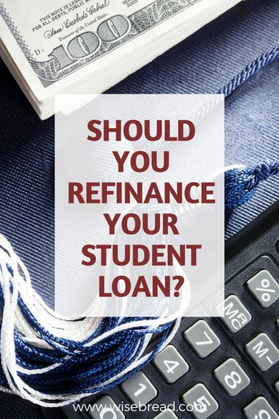 Should You Refinance Your Student Loan?