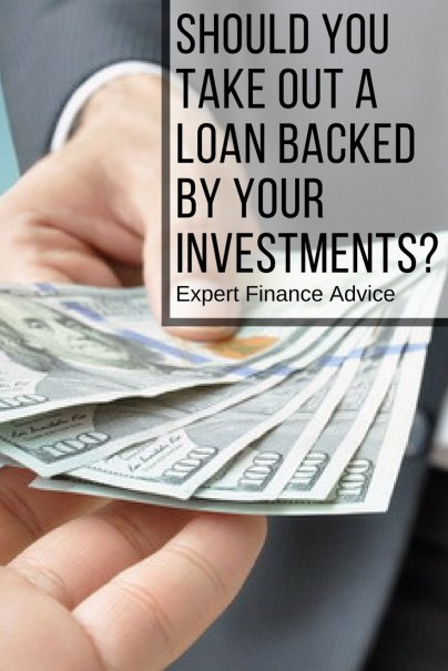 Should You Take Out a Loan Backed by Your Investments?