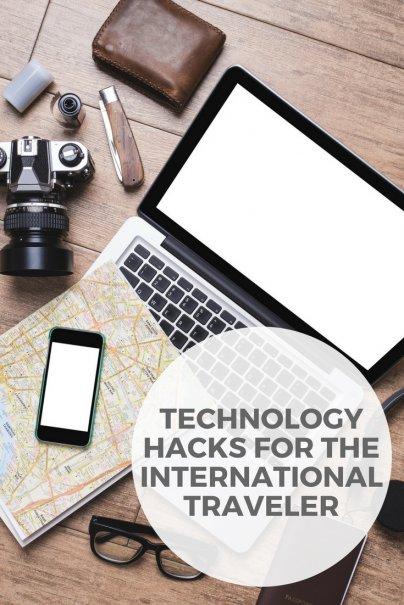 Technology Hacks for the International Traveler