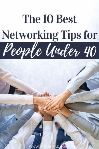 Networking helps build confidence, connects you with like-minded professionals, and, if all goes well, networking can help improve your business's bottom line. Take a look at these networking tips for pros under age 40 and then add some of your own in the comments below. | #networking #careertips #careeradvice