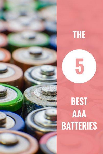The 5 Best AAA Batteries