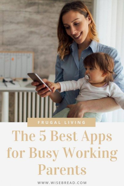 As a working parent, its important to maximise time to be efficient. We've found the smartphone apps that will help working moms and dads manage their kids routines, outings, and family budgets! | #parenting #parentingtips #lifehacks