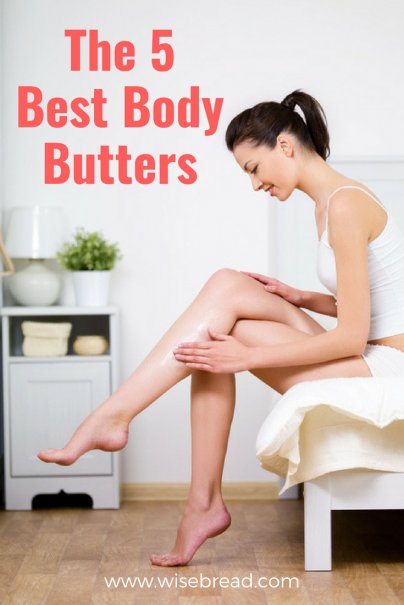 The 5 Best Body Butters