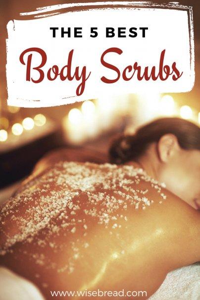 The 5 Best Body Scrubs