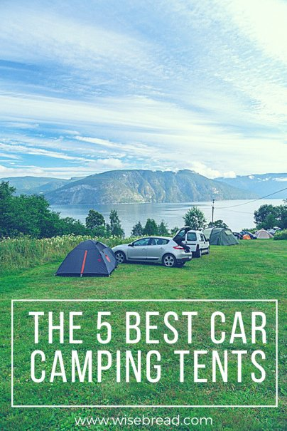 The 5 Best Car Camping Tents
