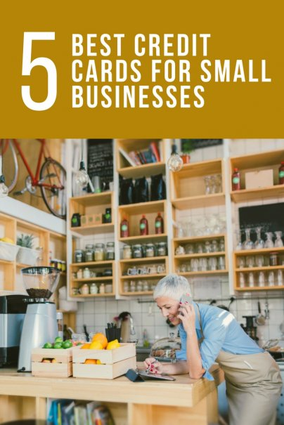 The 5 Best Credit Cards for Small Businesses
