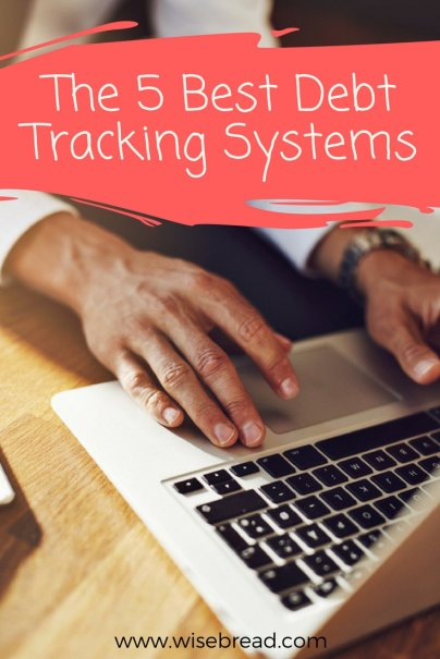 The 5 Best Debt Tracking Systems