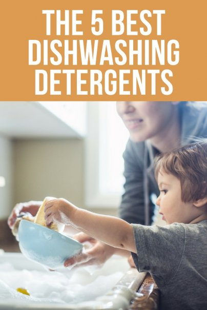 The 5 Best Dishwashing Detergents