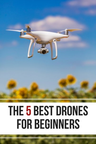 The 5 Best Drones for Beginners