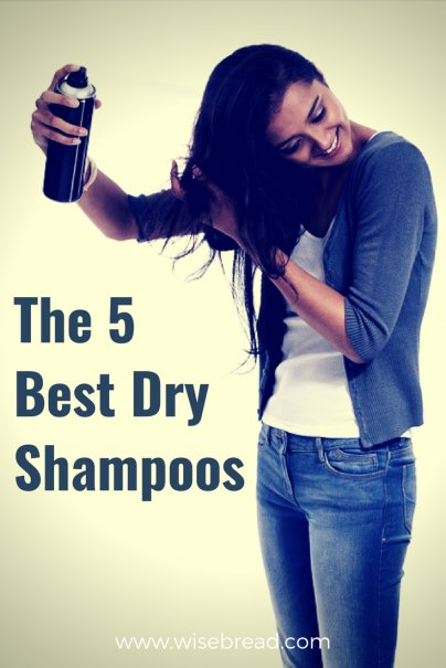 The 5 Best Dry Shampoos