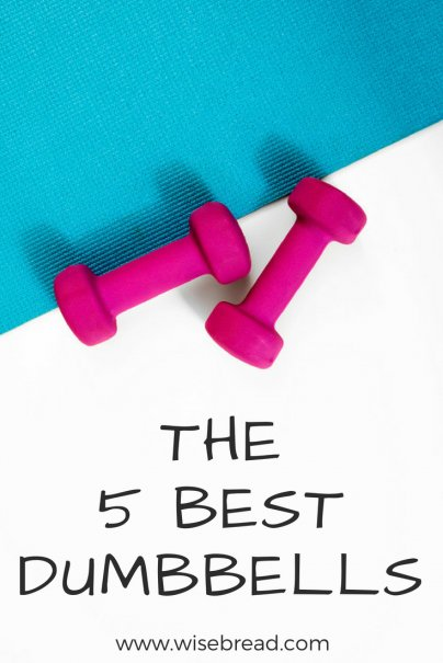 The 5 Best Dumbbells
