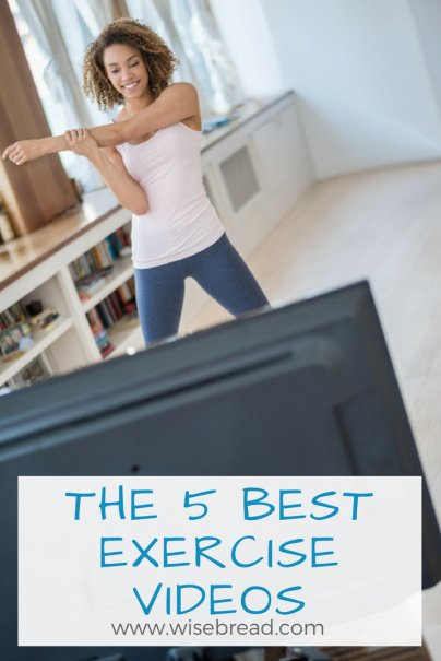 The 5 Best Exercise Videos