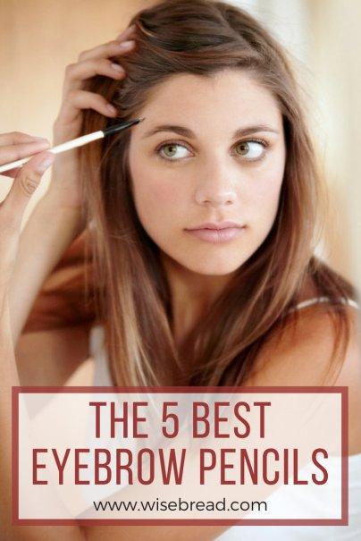 The 5 Best Eyebrow Pencils