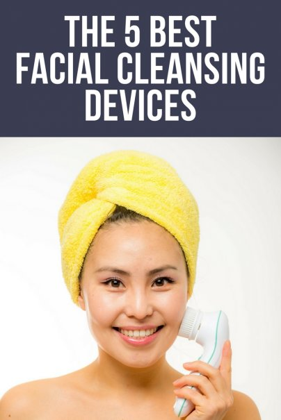 The 5 Best Facial Cleansing Devices