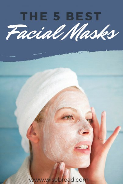 The 5 Best Facial Masks