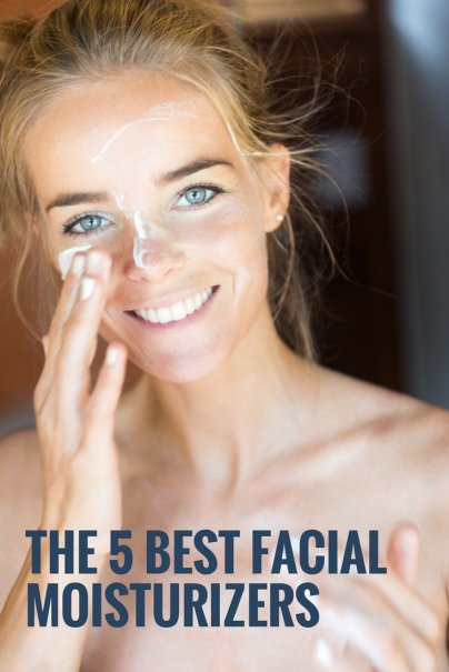 The 5 Best Facial Moisturizers
