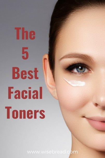 The 5 Best Facial Toners