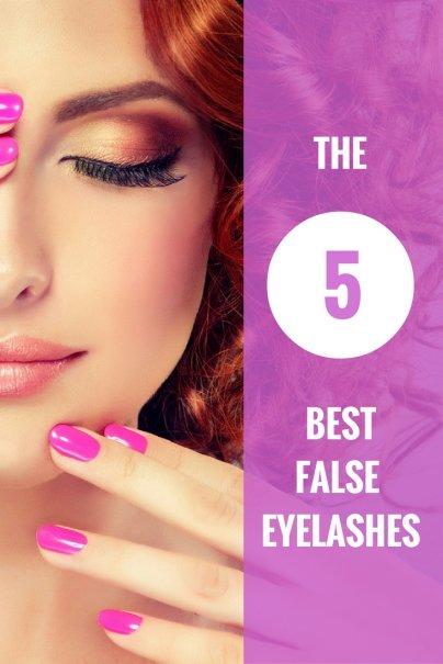The 5 Best False Eyelashes