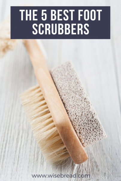 The 5 Best Foot Scrubbers