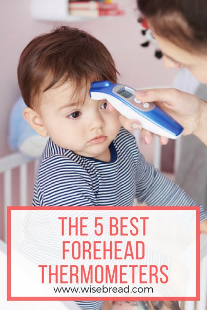 The 5 Best Forehead Thermometers