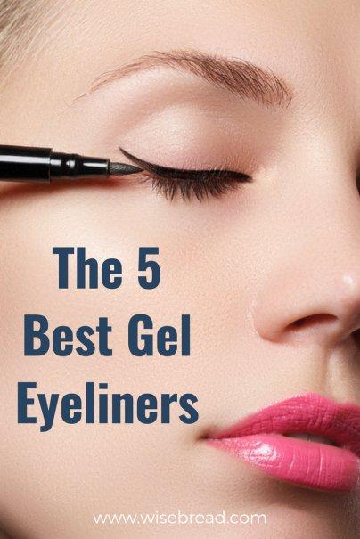 The 5 Best Gel Eyeliners