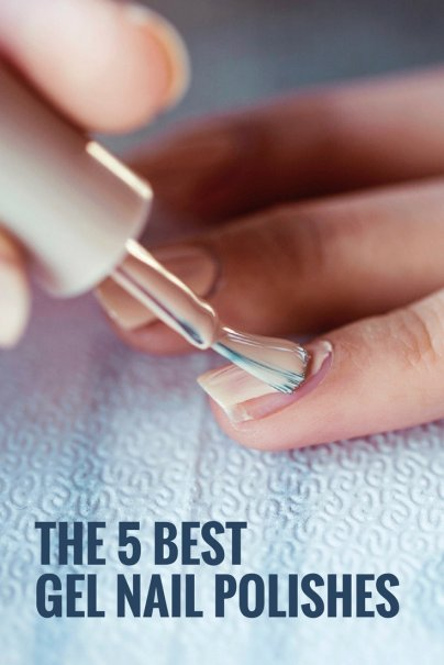 The 5 Best Gel Nail Polishes