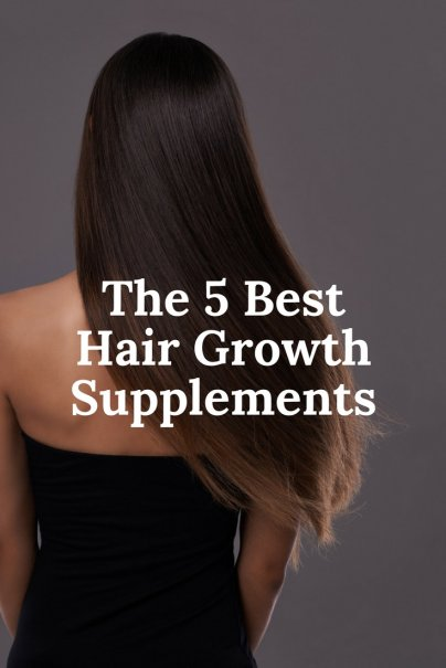 The 5 Best Hair Growth Supplements