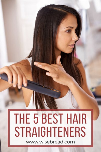 The 5 Best Hair Straighteners