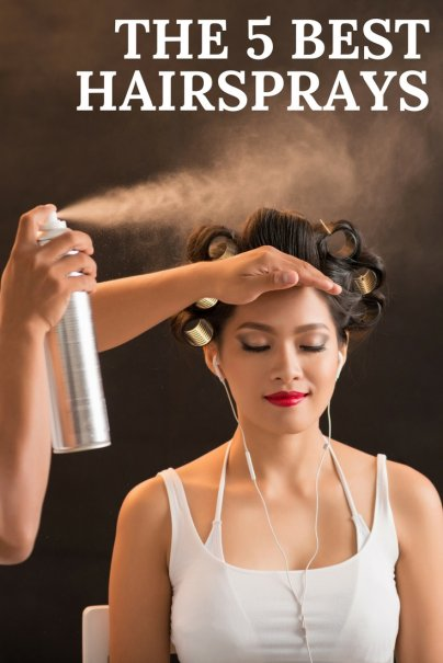 The 5 Best Hairsprays